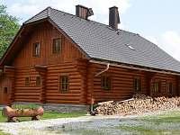 Chata Šerava Lipka - srub ubytování Lipka na Šumavě