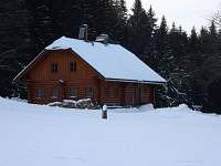 Chata šerava objekt k pronájmu na rekreaci,školení i kulturní a společenské akce Lipka na Šumavě