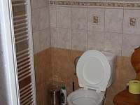 Dvakrát samostatné wc.
