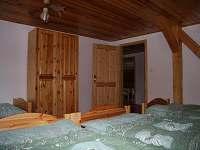pokoj 4. měnitelná kapacita lůžek