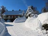 ubytování Lesní Chalupy v apartmánu na horách