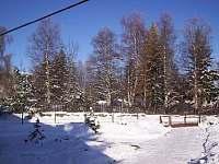 Hájenka,před objektem - Nové Hutě