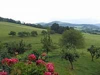 Výhled z okna - Petrovice u Sušice - Strunkov