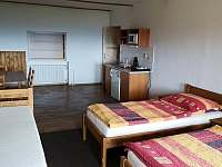 Apartmán č. 1 s jednou ložnicí - ubytování Kašperské Hory