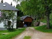 Hájenka Nebe - Kašperské Hory