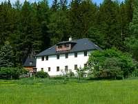 Penzion ubytování v obci Vacovice