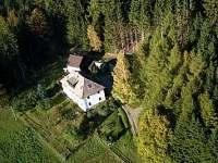 Penzion na horách - okolí Nezdic na Šumavě
