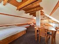 Ubytování u Chladů - apartmán - 26 Filipova Huť