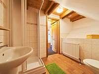 Koupelna pokoj č.3 - Filipova Huť