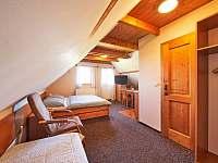 Vybavení našich apartmánů - Filipova Huť