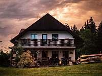Kunkovice léto 2018 ubytování