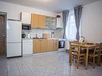 DVOJKA - kuchyňský kout - apartmán k pronajmutí Čachrov - Kunkovice