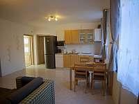 Kuchyňský kout Apartmánu s 1 ložnicí