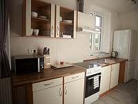 Kuchyňský kout Apartmánu se 2 ložnicemi