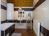 TROJKA - koupelna - Čachrov - Kunkovice