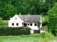 Chalupa k pronájmu - dovolená v Jižních Čechách