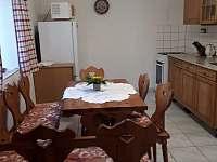 Přízemí - kuchyně - Děkanské Skaliny