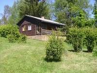 Chata ubytování v Hnačově