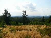 Hnačov-pohled na Šumavu - pronájem chaty