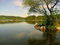 Hnacovsky rybnik - chata k pronájmu Hnačov