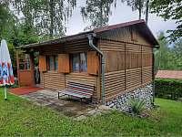 Chata k pronajmutí Jenišov Horní Planá - Jenišov