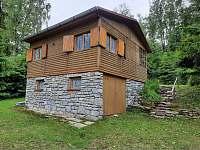 Ubytování Jenišov - pronájem chaty Horní Planá - Jenišov