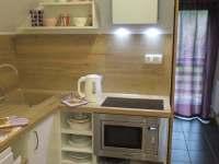 kuchyňská část - Podmokly u Sušice