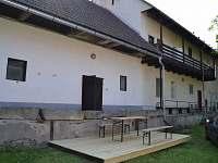 Chalupa k pronajmutí - okolí Kadešic