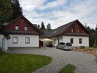 Apartmán na horách - dovolená Rybník Zdíkovec rekreace Zálesí u Drážova