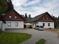 Zálesí u Drážova ubytování 4 osoby  ubytování