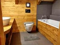 Koupelna 1 - podkroví