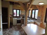 Apartmán přízemí kuchyň