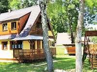 ubytování Lipno nad Vltavou na chatě k pronajmutí