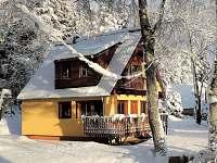 Chata Sandra zima