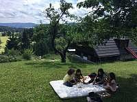 Chalupa k pronájmu - dovolená na Šumavě