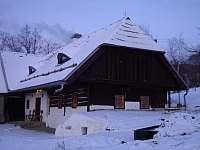 Zimní období - Úbislav V Dílech