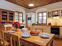 Apartmán č.1 - kuchyně