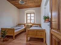 Apartmán č.1 - ložnice 3