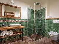 Apartmán č.2 - koupelna