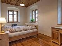 Apartmán č.2 - ložnice 1