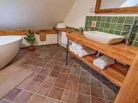 Apartmán č.3 - koupelna