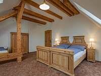 Apartmán č.3 - ložnice 1