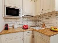 Apartmán č.4 - Kuchyně