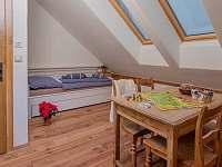 Apartmán č.4 - Kuchyně + obývák