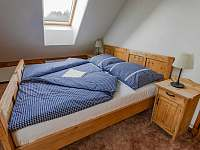 Apartmán č.5 - ložnice