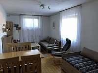 Dolní byt - ubytování Železná Ruda