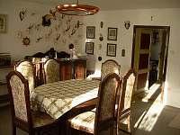 Chalupa k pronajmutí - chalupa ubytování Horní Vltavice - 5