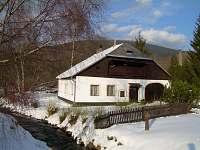 Chalupa k pronajmutí - chalupa ubytování Horní Vltavice - 2