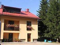 Penzion na horách - dovolená Rybník Zdíkovec rekreace Benešova Hora - Vacov