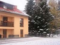 Ubytování v zimě